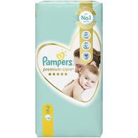 Pampers Premium Care No2 (4-8kg) 46 πάνες