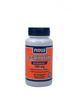 NOW L-Carnosine 500mg