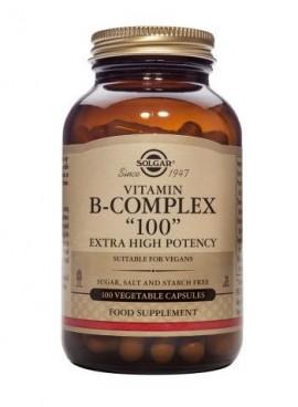 Solgar  B-Complex 100 - 100caps