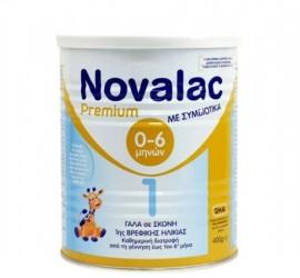 Novalac Premium 1 400gr