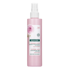 Klorane Soothing-Body Moisturizing Mist with Peony 200ml