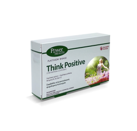 POWER HEALTH Think Positive